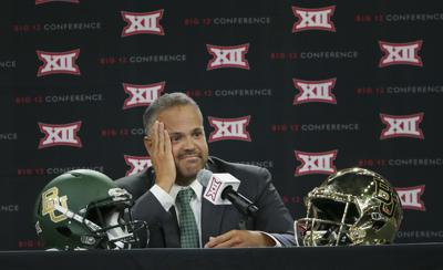 Rhule says Baylor committed to correct past wrongs