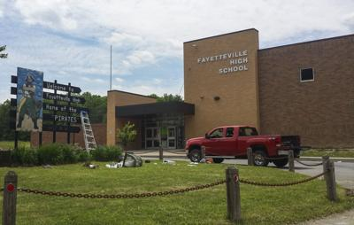 WV school board OKs Fayette County consolidation plan