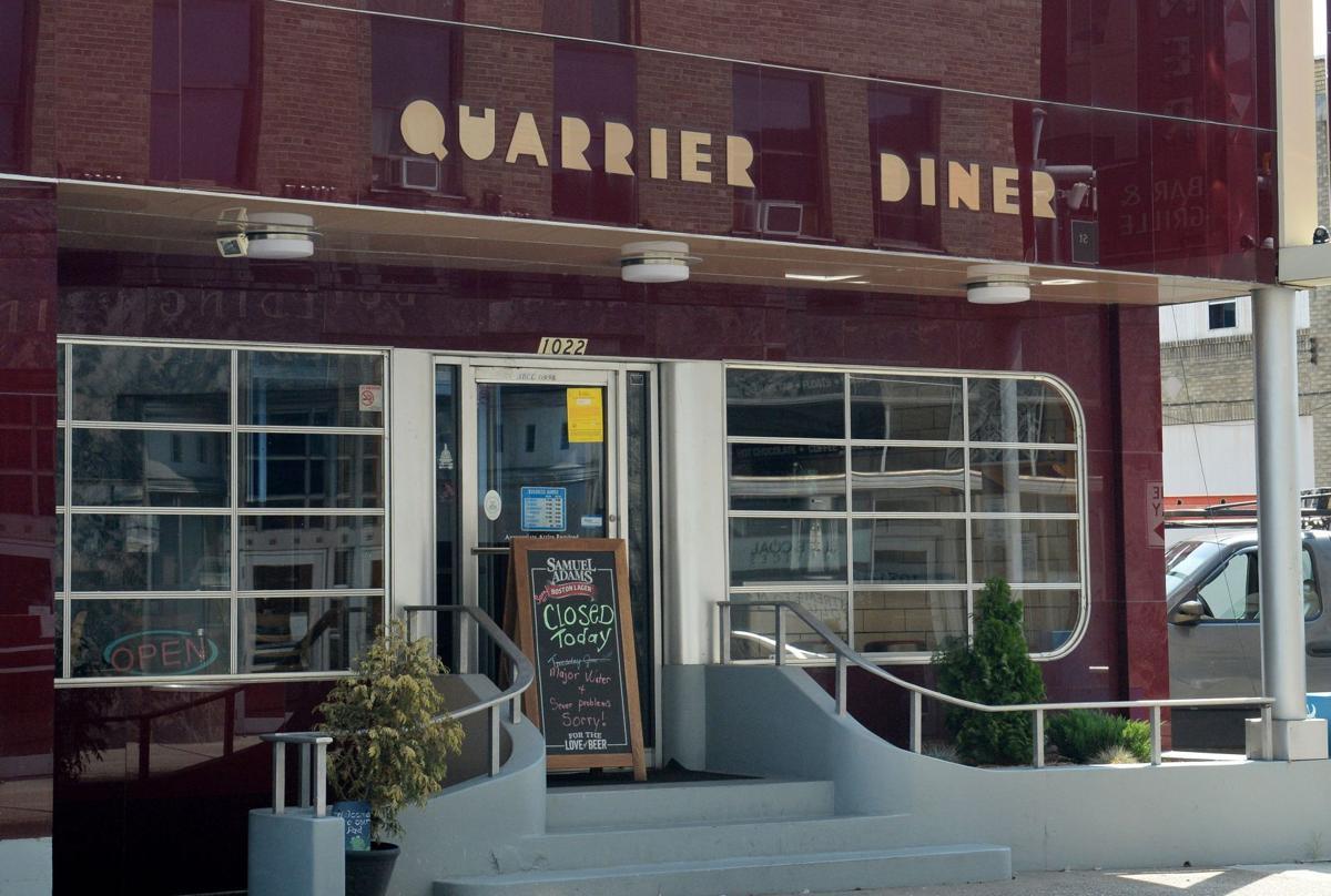 Charleston's Quarrier Diner abruptly closes amid unpaid bills