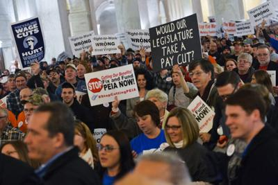 Labor unions file lawsuits challenging 'right-to-work'