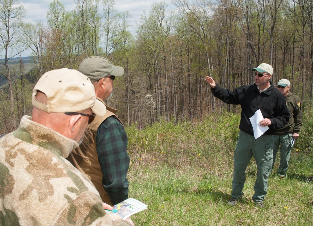 DNR struggles to meet habitat-creation goals