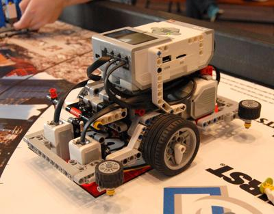 Rcbi Camps Offer Students Opportunity To Explore Lego Robotics