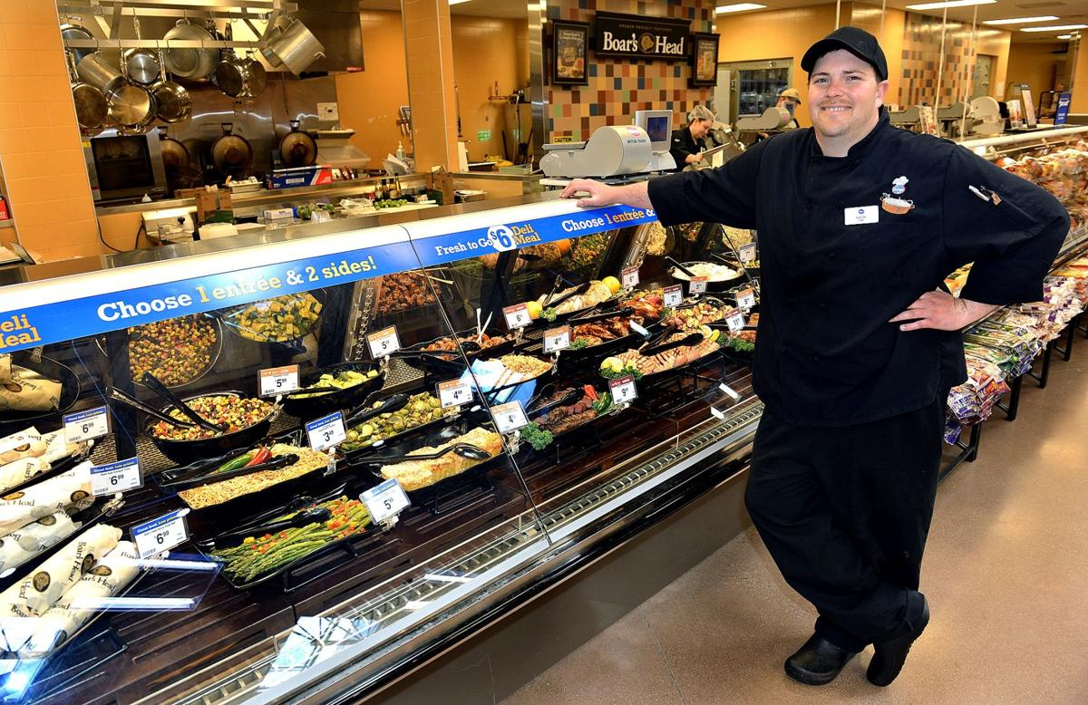 New Kroger Deli Offers High End Options Life Wvgazettemail Com A customer in the store who witnessed the incident alerted a grocery store employee, who allegedly snapped a picture of the suspect. new kroger deli offers high end options
