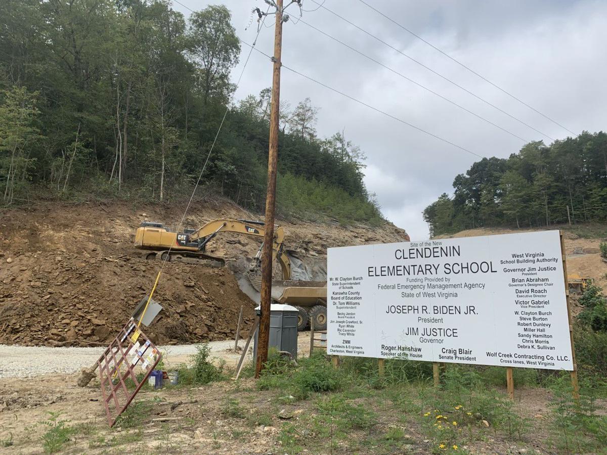 Clendenin Elementary School