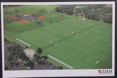 Kanawha commission hires facilities director for Shawnee sports complex