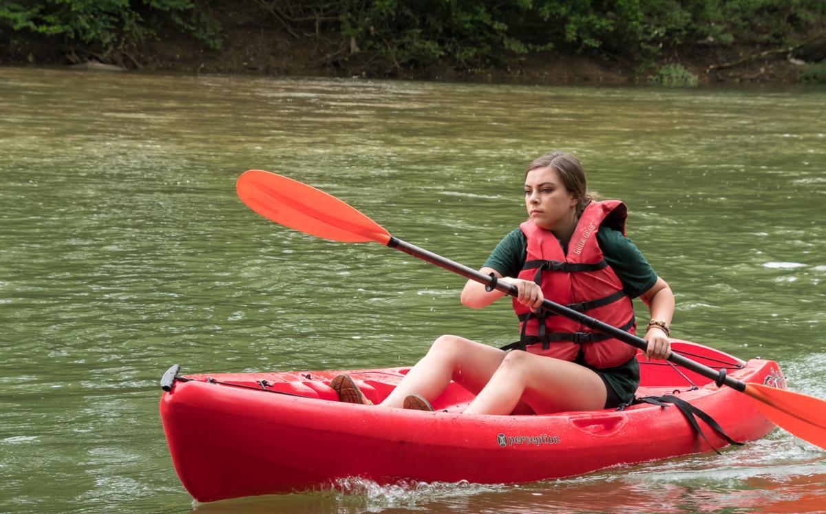 Coal R kayaks