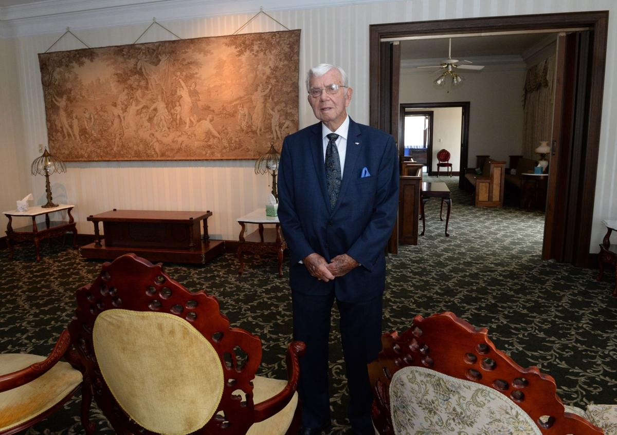 After 98 Years In Business Charleston Funeral Home Closes Doors Today Business Wvgazettemail Com