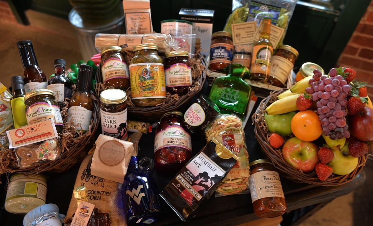 How to make gift baskets with West Virginia goodies | Life ...