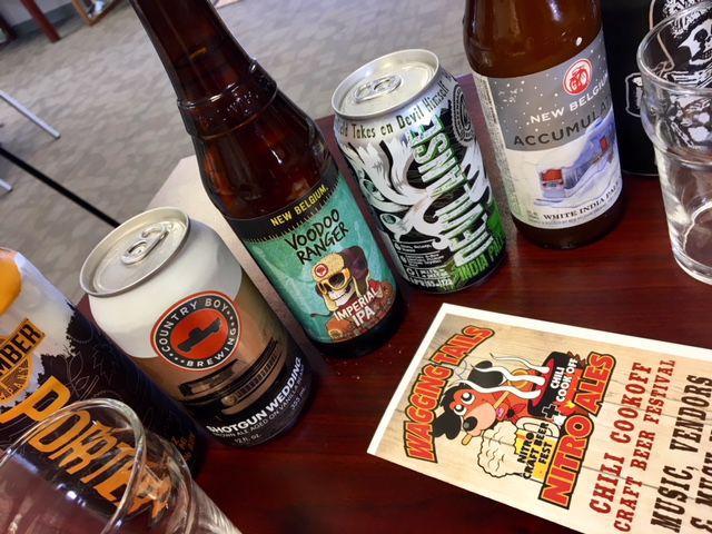 Nitro Ales Craft Brew Festival