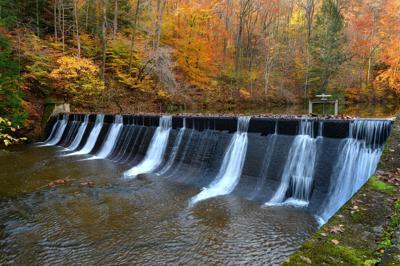 Kanawha State Forest Dam (copy)