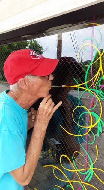 Hurricane Pinstripe Artist To Give Demos At Summerfest Car Show Metro Kanawha Wvgazettemail Com