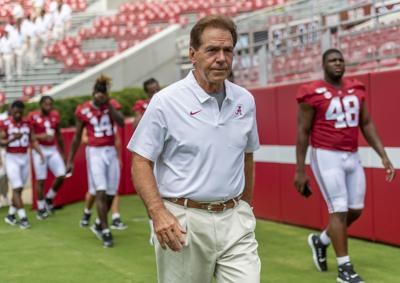 Alabama Preview Football
