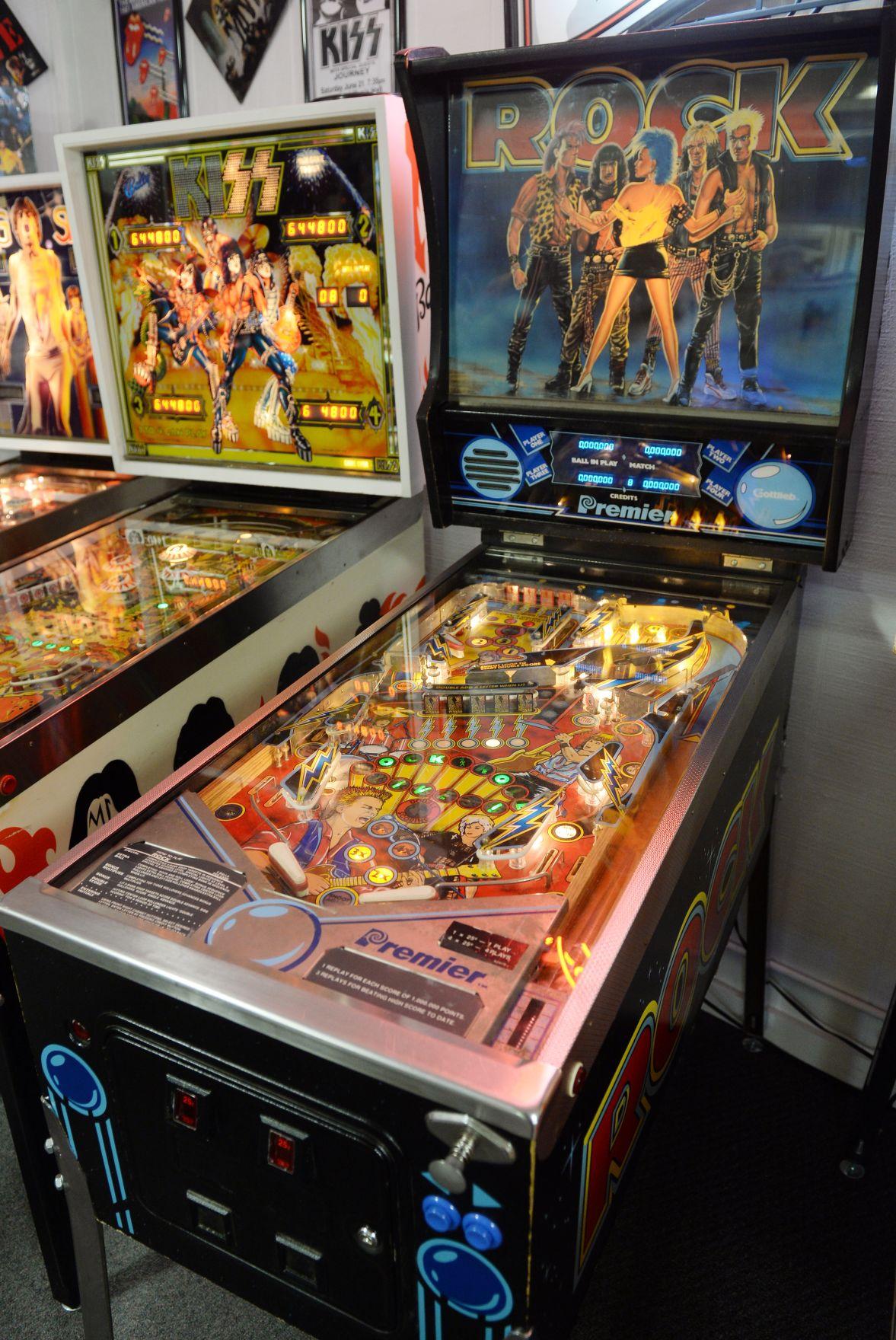 Blast from the past: Arcade a nostalgic dream for Vienna man