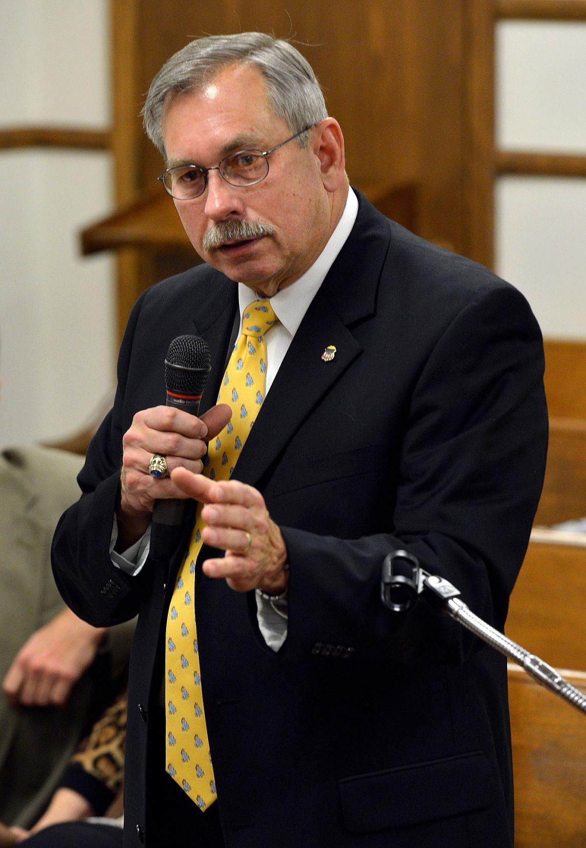 Chuck Miller named Kanawha prosecutor | Cops & Courts