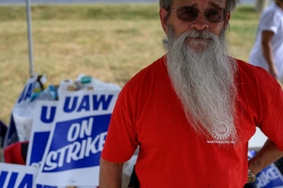 What it's like on a 24-hour-picket line during one of the biggest strikes in recent history