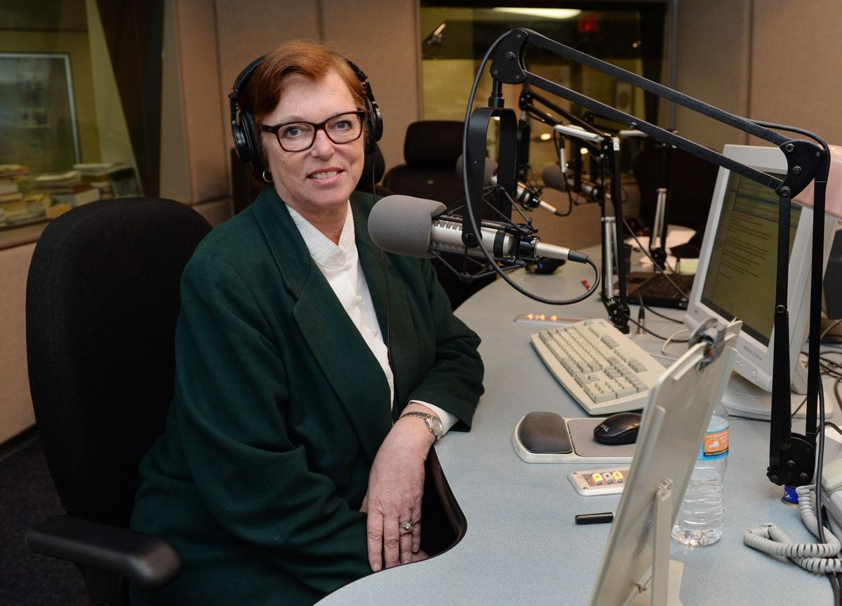 WV public broadcaster Vorhees reflects on three decades of