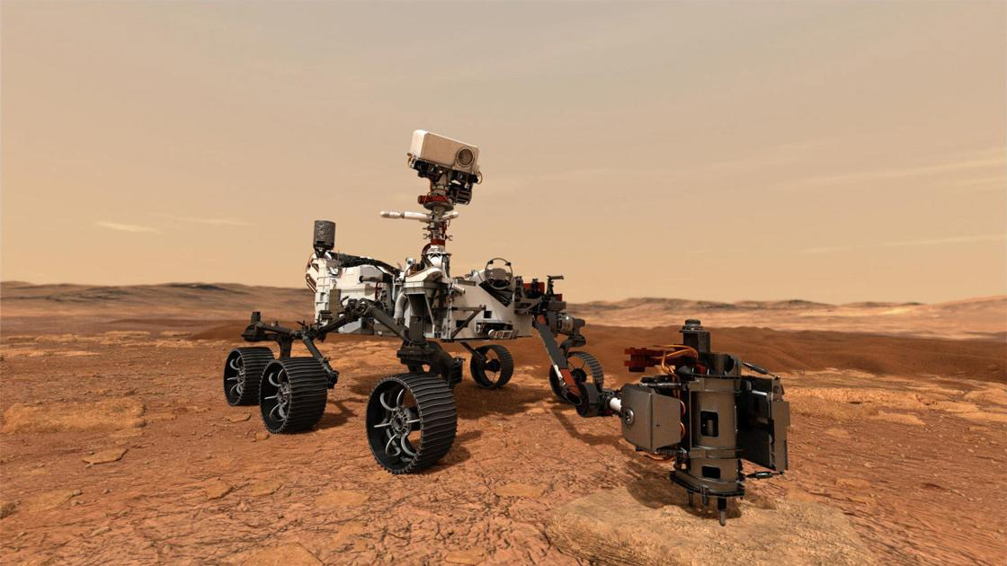 Green Bank Telescope to track Perseverance rover's descent to Martian surface