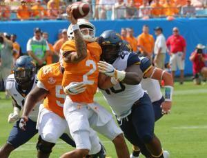 West Virginia, Tennessee set 2028 football opener