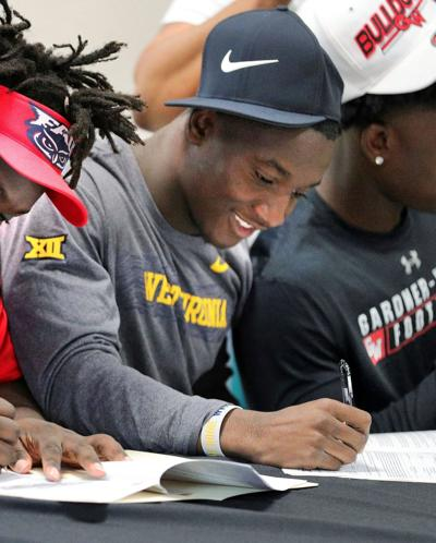 Signing Day Football