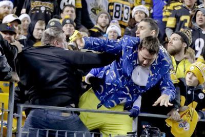 Steelers Fan Incident Football