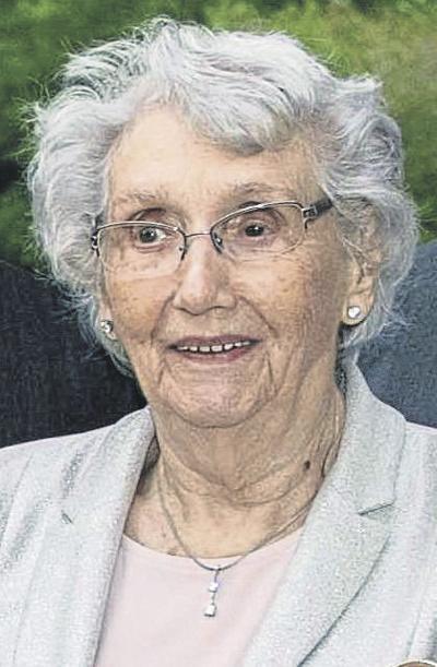 Freda Marie Morton