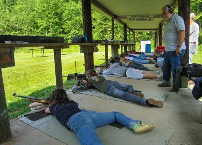 Rifle camp