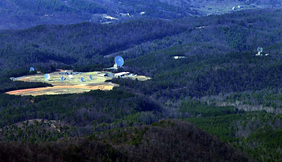 In W.Va., mountains of NSA secrecy