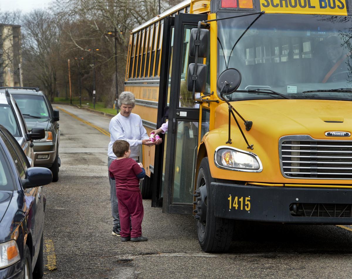 School Bus Food Delivery