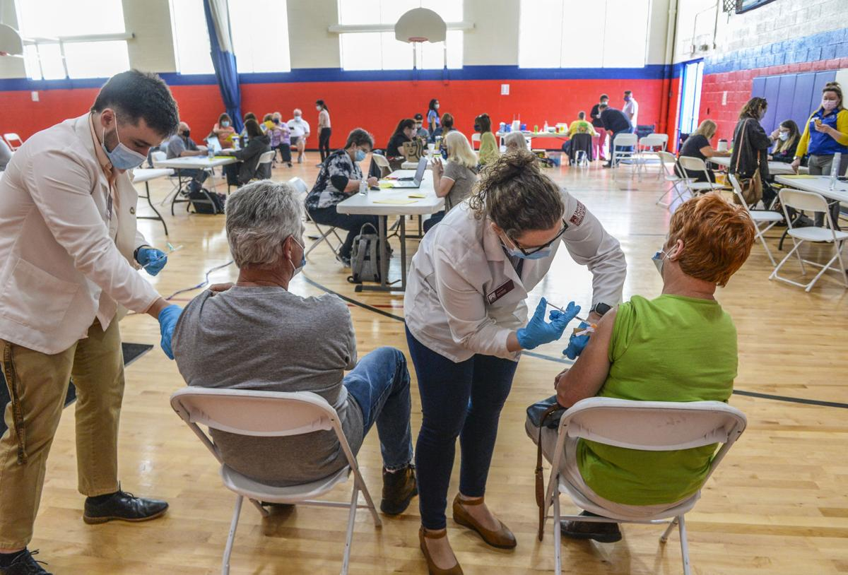 Covid Vaccine West Side