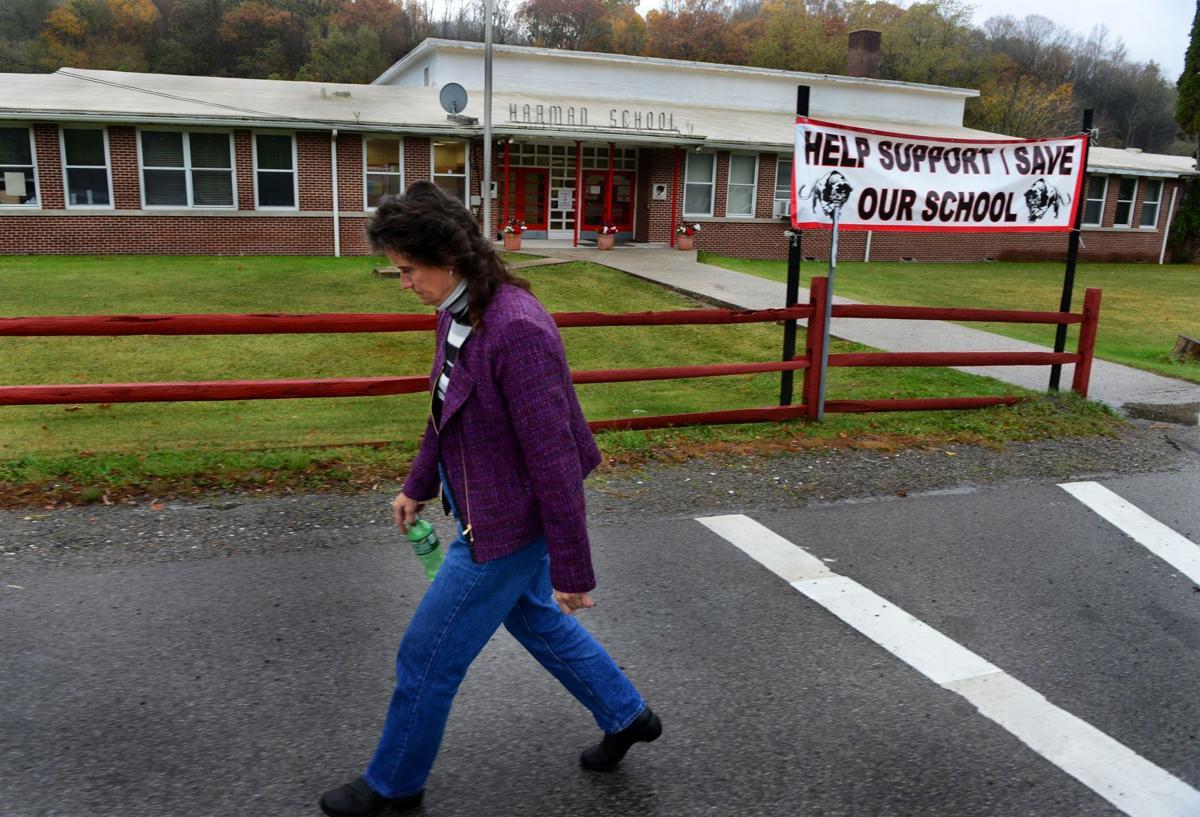 Community steps up to repair Randolph County's Harman School