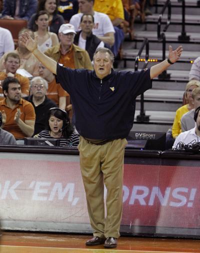 West Virginia Texas Basketball