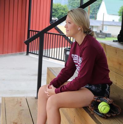 clendenin softball photo