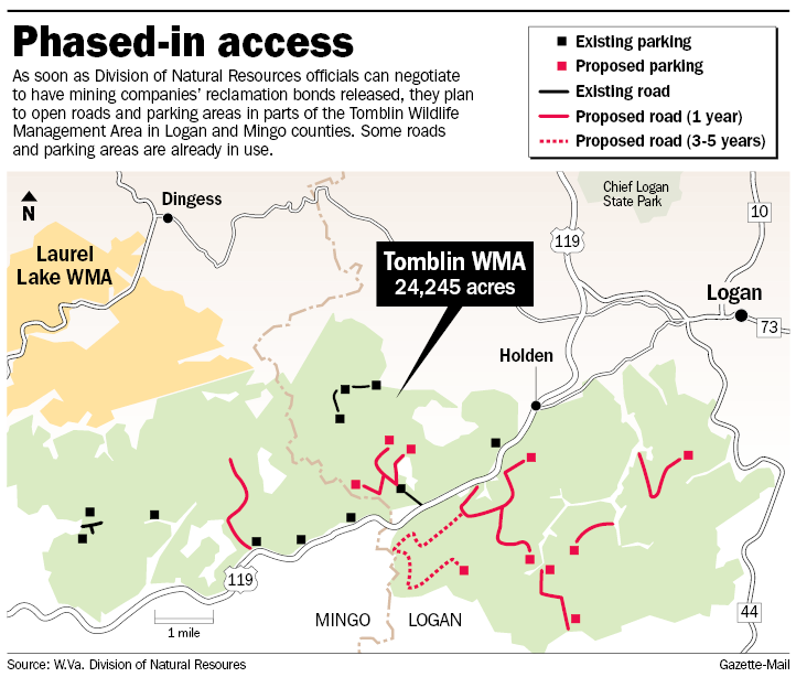 Hunters seek ATV access to WV's largest wildlife management