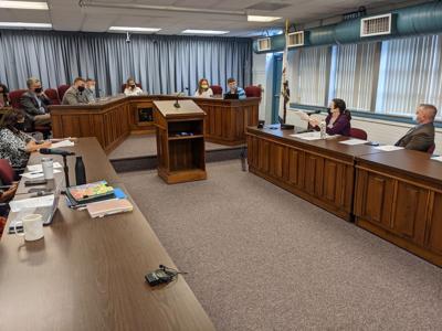 Kanawha school board