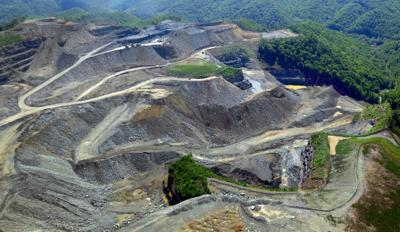 Mountaintop removal mining study singled out for Interior cease-work order