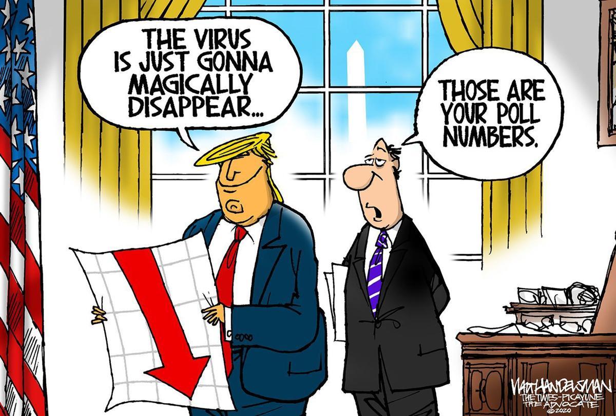 Gazette-Mail cartoon: July 8, 2020