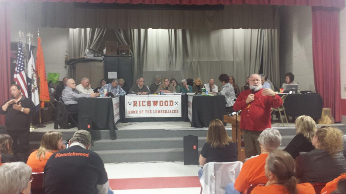 Nicholas County 'a house divided' over possible school consolidation