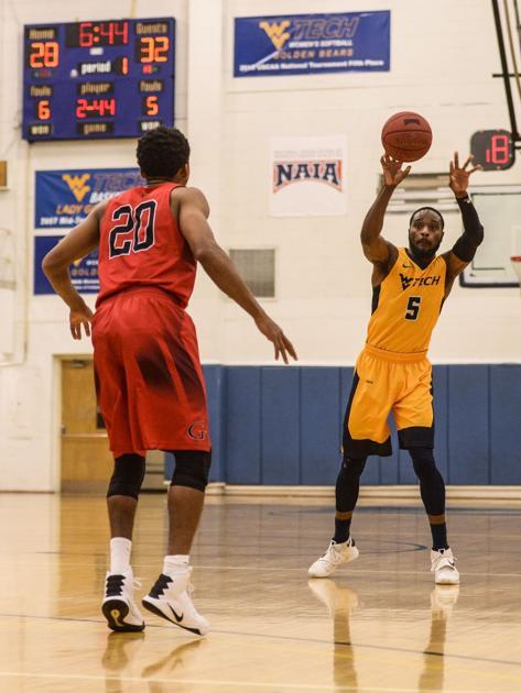 WVU Tech men's basketball's Elisha Boone named RSC Player of the