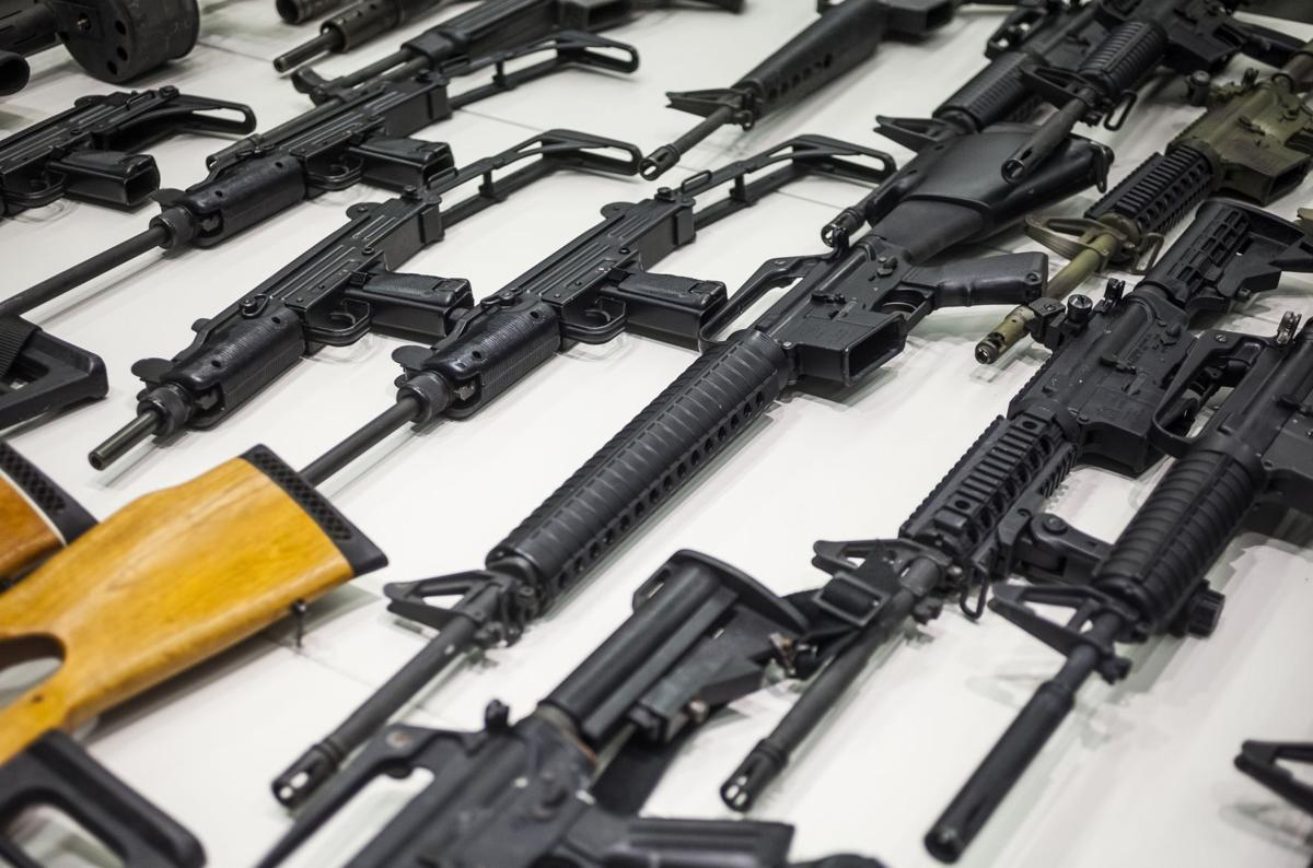 Report: West Virginia has more gun-related crime than most states