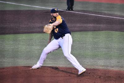 e39e82ebf5b WVU baseball  TCU s 10-run inning sinks Mountaineers 14-5