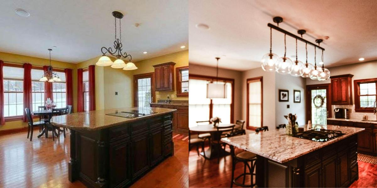 WV Design Team: Kitchen Face-lift On A Budget