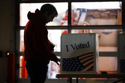 APTOPIX Election 2020 South Carolina Primary