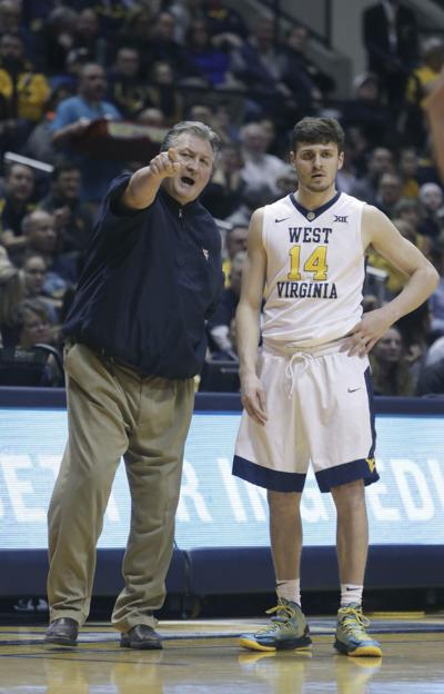 TCU West Virginia Basketball