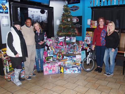 Cold Spot toy donation