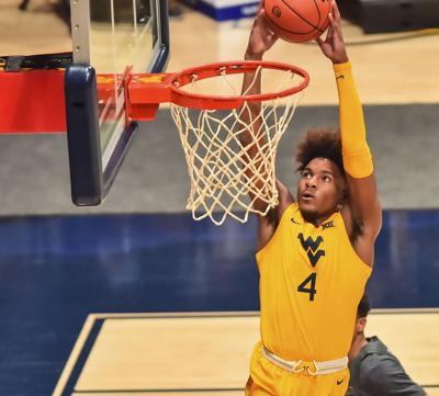 Iowa St West Virginia Basketball