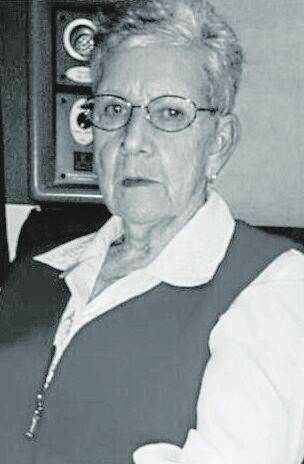 Betty Delores Keyser