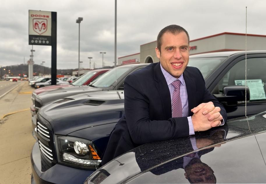Car Dealer Isn T Afraid To Steer Ads In A New Direction Business Wvgazettemail Com