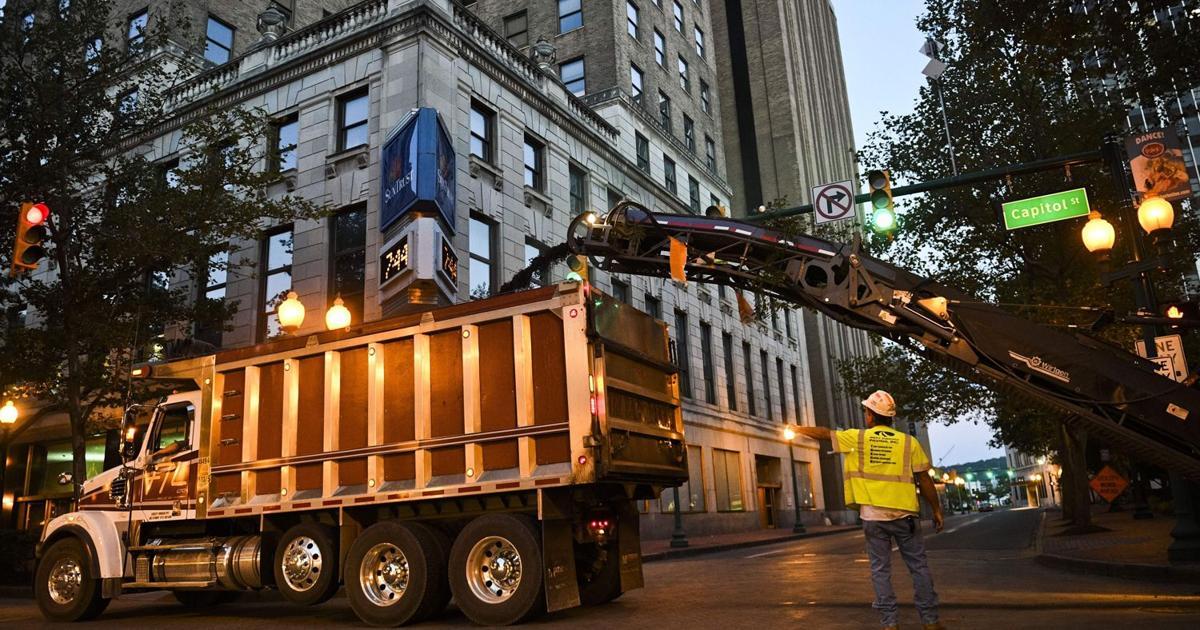 WV AG Morrisey files lawsuit against paving companies