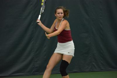 UC women's tennis