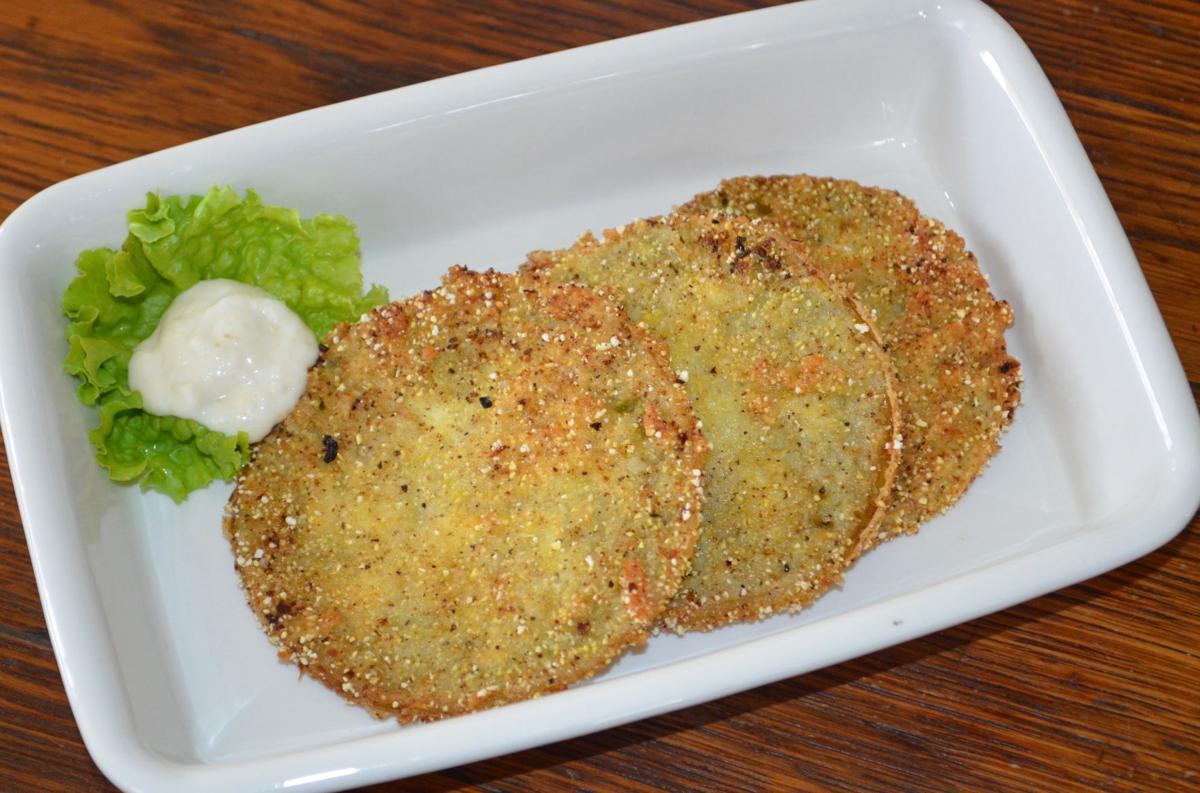 WV Culinary Team: Where did fried green tomatoes originate?